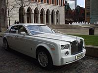 Chauffeurs Merseyside - Rolls Royce